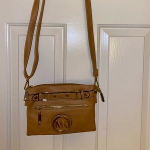 Light Brown MK Bag